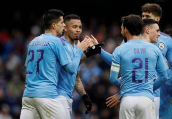Manchester City avanza a octavos de la FA Cup