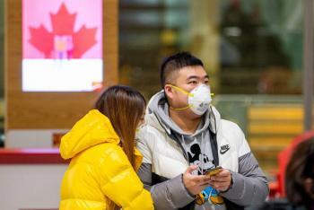 Canadá confirma primer caso de coronavirus