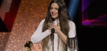 Dominan Alejandro Sanz y Rosalía la música latina en los Grammy
