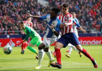 Atlético de Madrid no levanta y empata ante el Leganés de Javier Aguirre