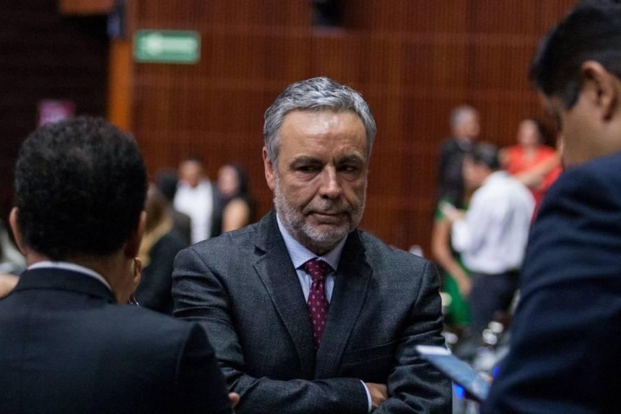 Ramírez Cuéllar buscará a Polevnsky para dejar atrás polarización en Morena