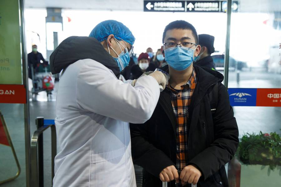 Camboya detecta primer caso de coronavirus en su territorio