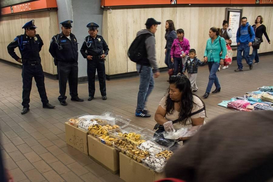 Denuncian que Unión Tepito cobra derecho de piso en el Metro