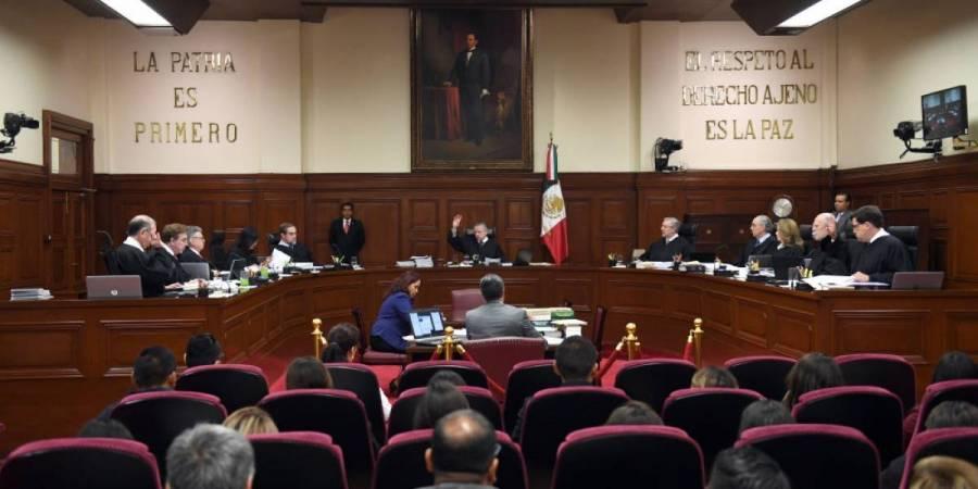 Exigir no contar con antecedentes penales, viola principios de igualdad: SCJN