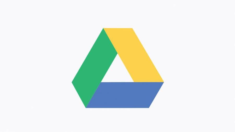 Reportan caída de Google Drive