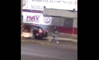 Sancionarán a policía por descuidar rifle en caso de mujer que disparó en Aguascalientes