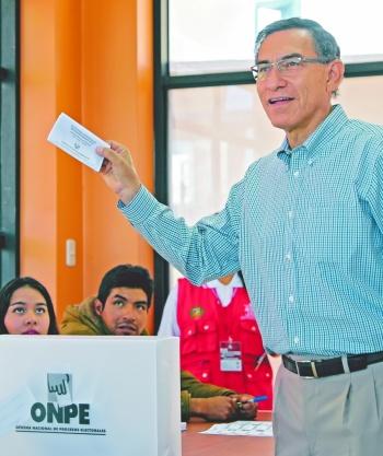 Evangélicos ganan 16 escaños por primera vez