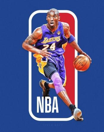 Piden que Kobe Bryant sea el nuevo logo de la NBA