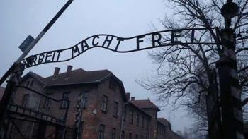 Liberación del campo de concentración de Auschwitz; 75 aniversario