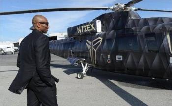 Cómo era el helicóptero en el que se estrelló Kobe Bryant