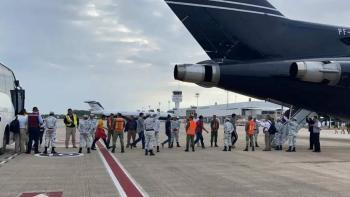 Apoya INM retorno asistido de migrantes hondureños