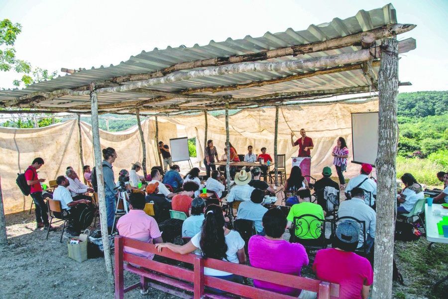 Conceden a comunidad suspensiónen Tren Maya