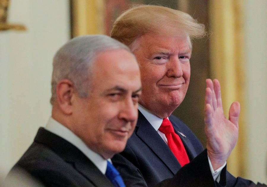 """Presenta Trump """"Acuerdo del Siglo"""" Israel-Palestina"""