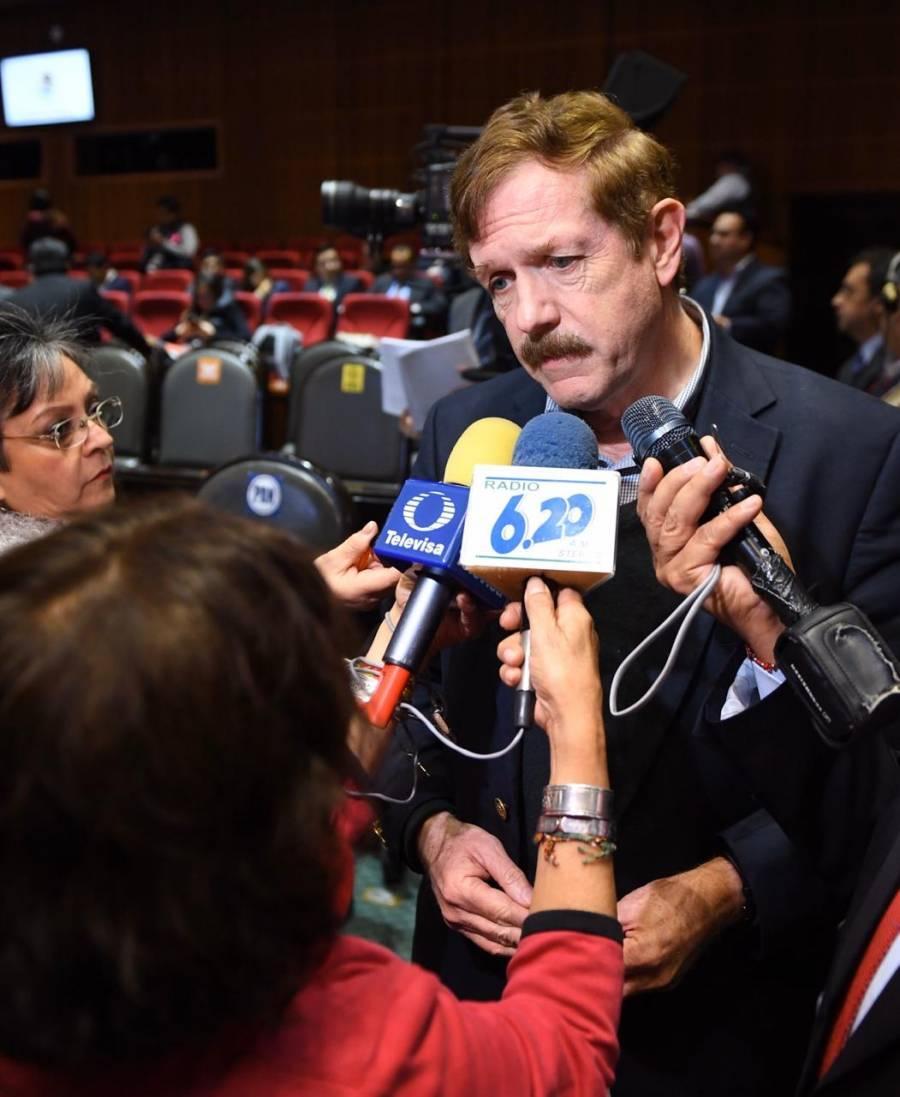 El PAN presentará una agenda legislativa agenda reflexiva, profunda y amplia: Romero Hicks