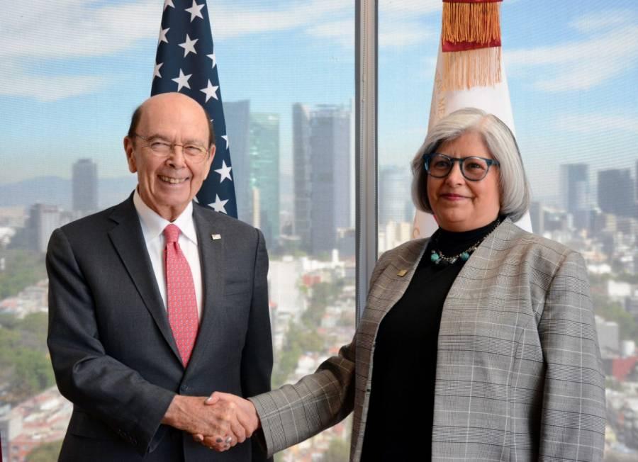 Firman México y Estados Unidos acuerdo sobre patentes