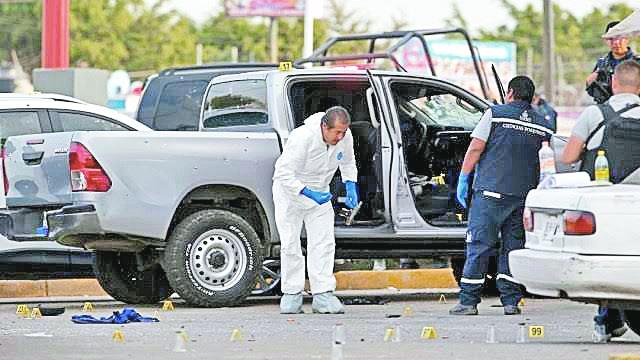 Matan a más de 200 en 3 días; Guanajuato encabeza lista de casos