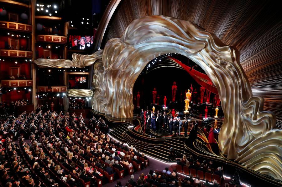Los vegetales llegan al Oscar