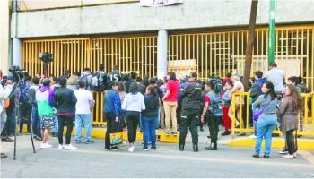 Entregan un plantel de cinco que están en paro en la UNAM