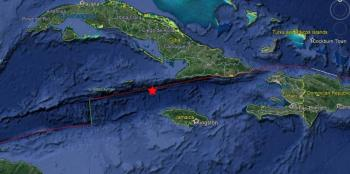 Protección Civil descarta tsunami en México tras sismo en el Caribe