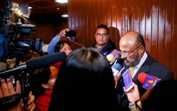Inseguridad, salud y educación superior principales temas en la agenda del PRI en Cámara de Diputados: René Juárez