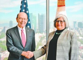 México y EU firman acuerdo para patentes