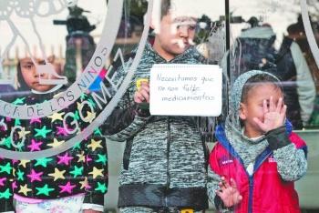 Se reúne Gobernación con padres de niños con cáncer