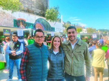 Crean tianguis verdes en apoyo a las familias