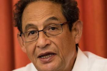 Ordenan embargo a Sergio Aguayo por crítica a Humberto Moreira