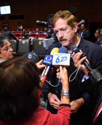 El PAN presentará una agenda legislativa reflexiva, profunda y amplia: Romero Hicks