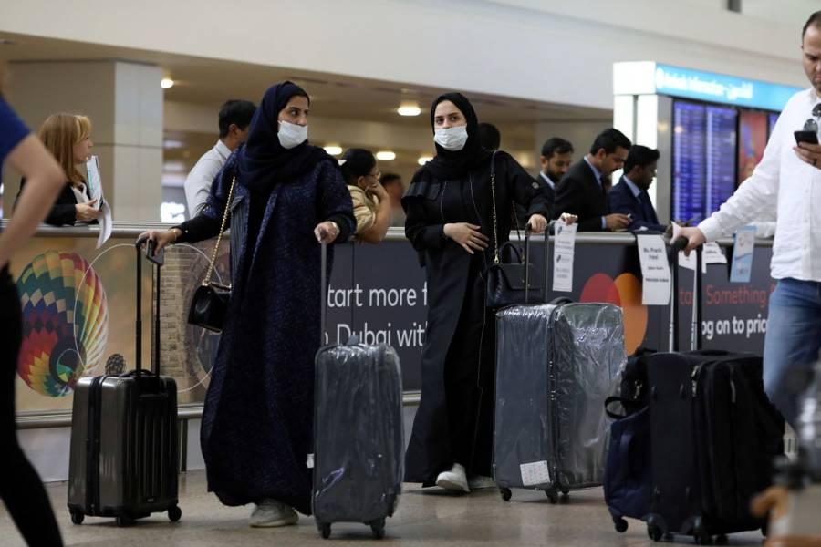 Detectan primer caso de coronavirus en Emiratos Árabes