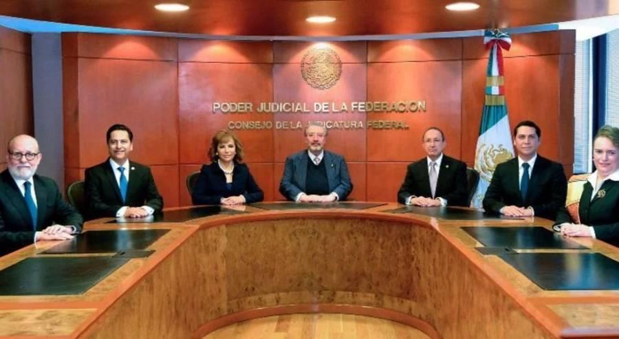 Determinan suspensión de magistrado federal por causas de responsabilidad grave