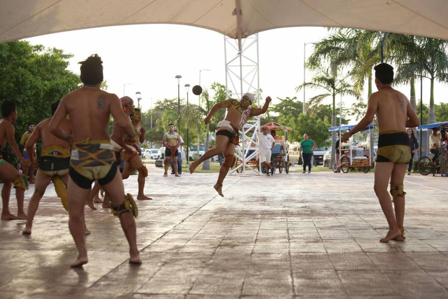 Pueblos indígenas sólo quieren información del tren maya: Xóchitl Gálvez