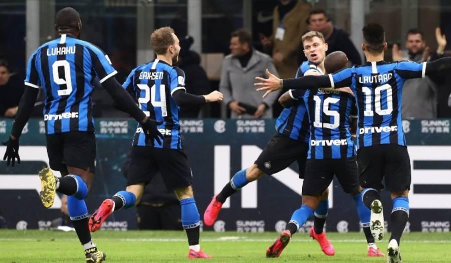 Barella pone al Inter en las semifinales de la Copa Italia