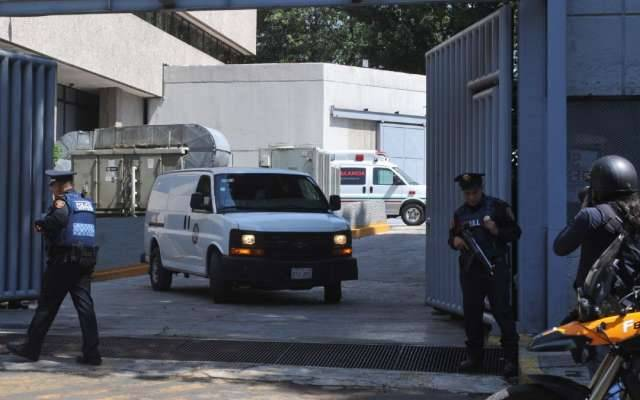Tuvieron que atravesar 5 rejas para salir del Reclusorio: Autoridades CDMX