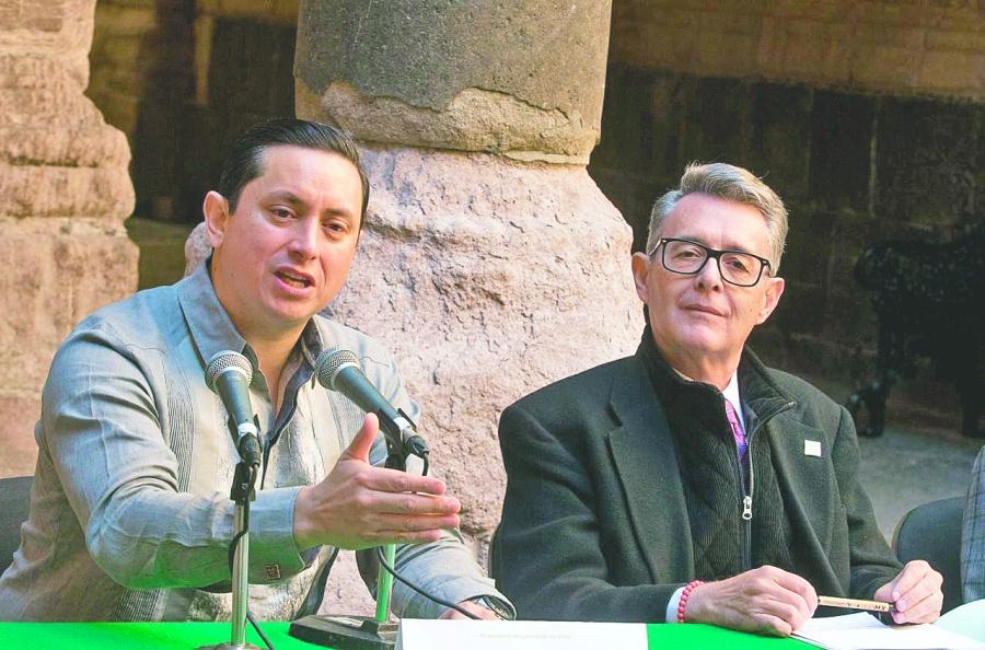 En marzo llegan 30 máquinas de Da Vinci al Zócalo