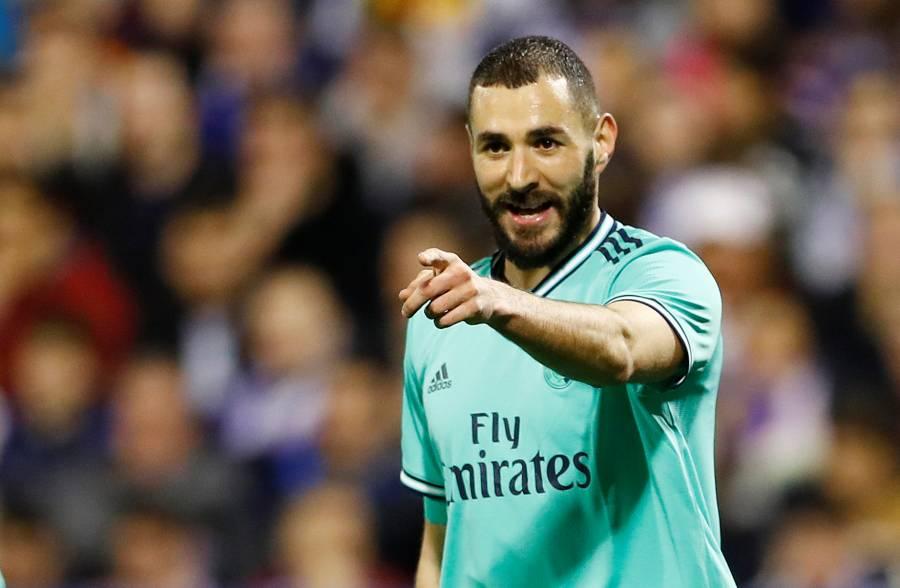 Real Madrid gana al Zaragoza y se instala en cuartos de la Copa del Rey