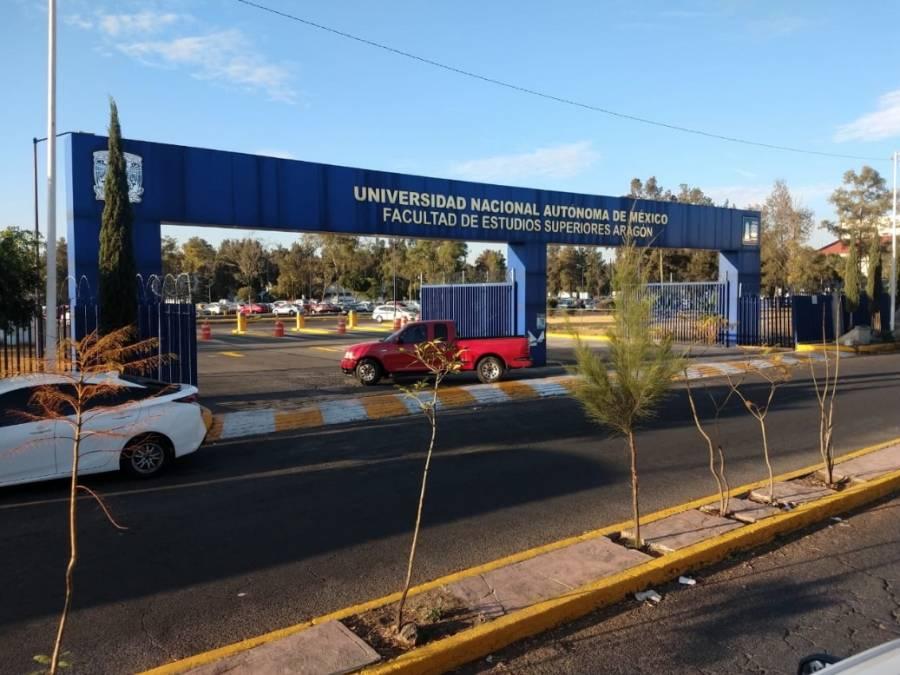 Desalojan la FES Aragón por supuesta amenaza de bomba