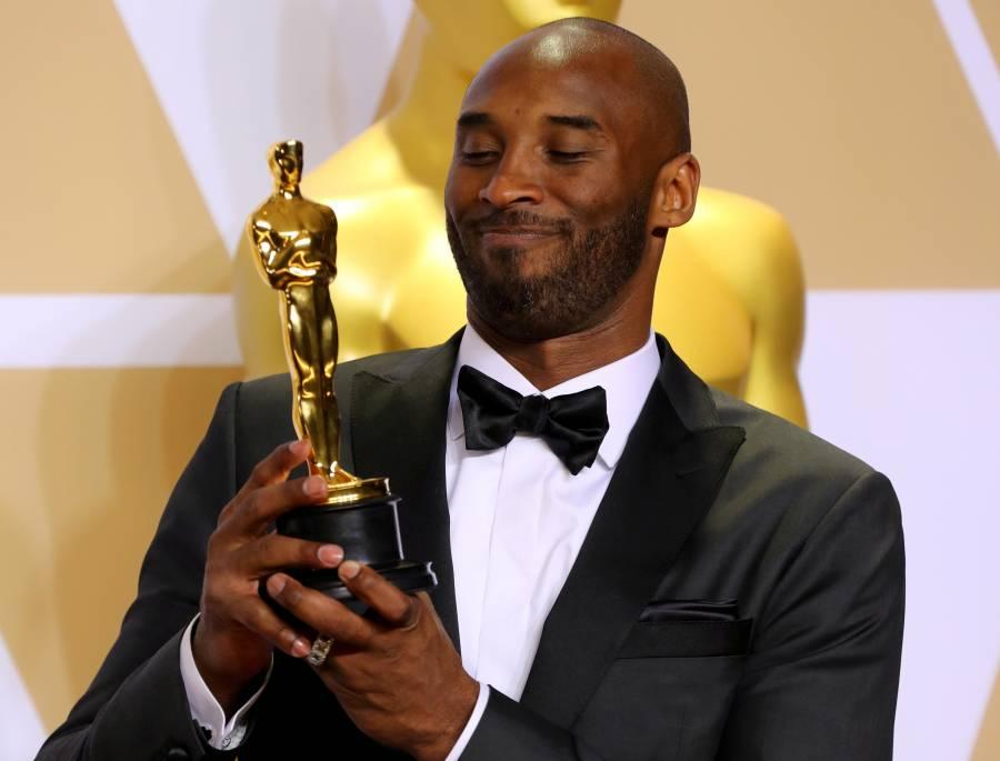 Kobe Bryant tendrá homenaje en los premios Oscar