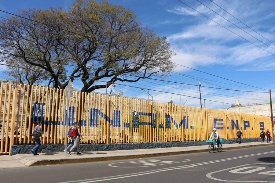 UNAM reitera que fue cumplido pliego petitorio en Prepa 9