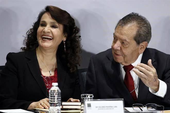 Injusta e ingrata posición de Porfirio Muñoz Ledo: Dolores Padierna