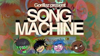 Gorillaz nos traerá una nueva serie llamada 'Sound Machine'