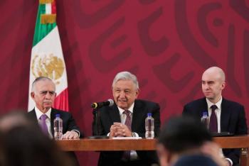 Alfonso Romo, coordinador de gabinete para inversiones