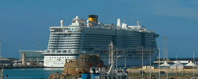 Descartan caso de coronavirus en un crucero italiano