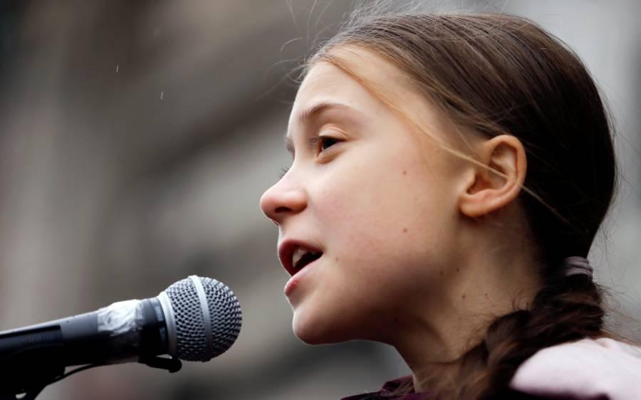 Diputados suecos proponen a Greta Thunberg para el Nobel de la Paz