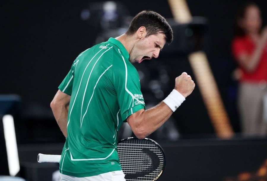 Djokovic elimina a Federer y acede a la final del Abierto de Australia