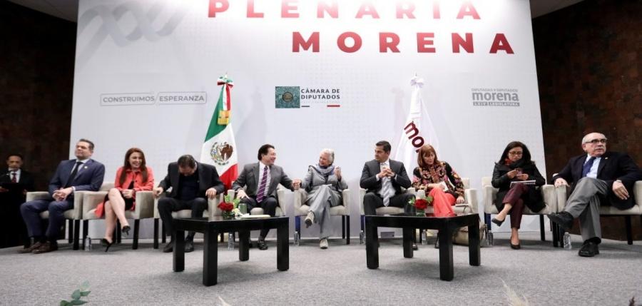 Morena pide un líder que llame a la unión