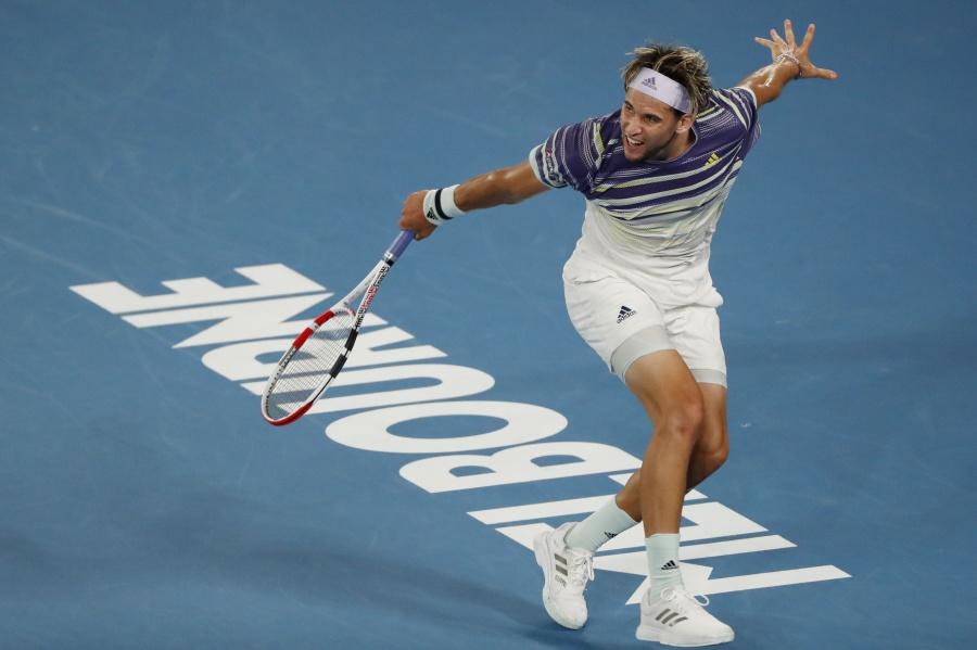 Thiem elimina a Nadal y clasifica a su primera semifinal en Abierto Australiano