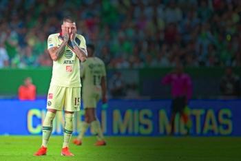 Trombosis se une a mala fortuna de Nico Castillo