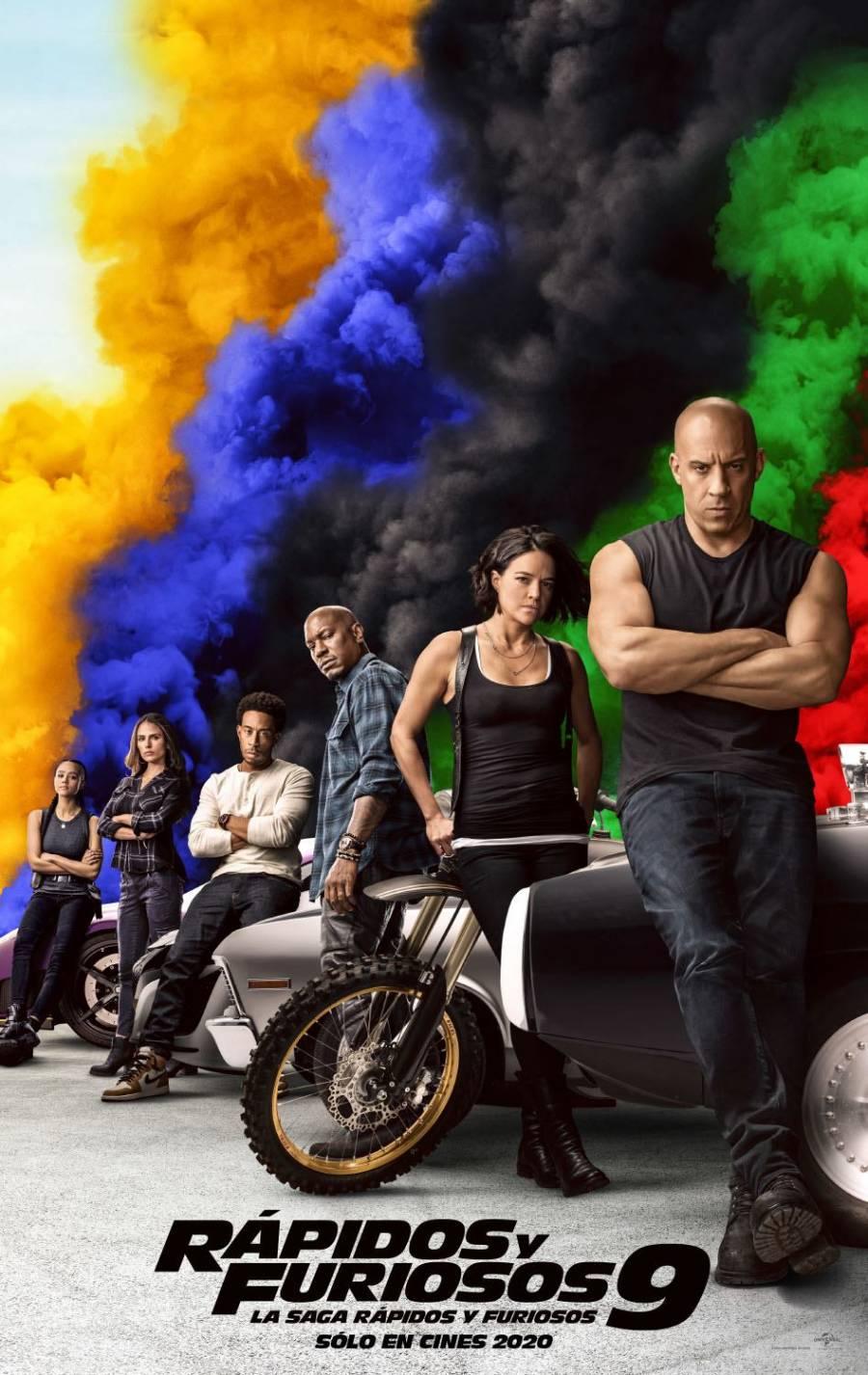 John Cena y Vin Diesel protagonizan el nuevo tráiler de 'Rápidos y Furiosos 9'