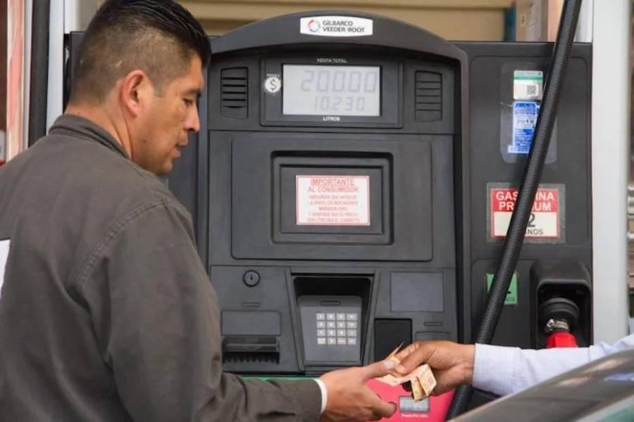 Elimina SHCP el subsidio al precio de las gasolinas